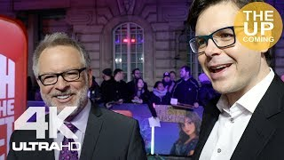 Rich Moore And Phil Johnston On Ralph Breaks The Internet - Interview At Premiere In London