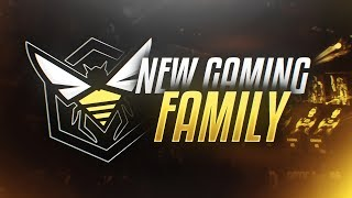 A NEW GAMING ORGANIZATION AND FAMILY!