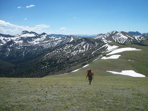 Backpacking Yellowstone National Park: The Lamar River, Hoodoo Basin, Eastern Boundary Loop