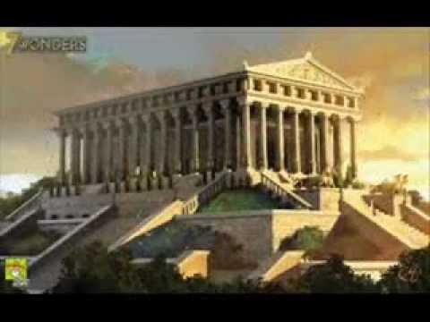 8 weltwunder der antike