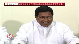 Congress Leader Jana Reddy Slams CM KCR Over Public Response In Election Results