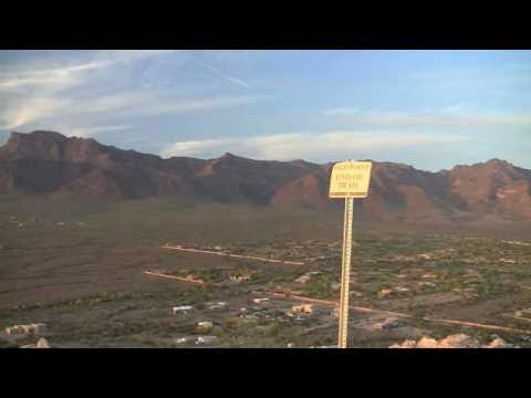 A Hike up Silly Mountain in Apache Junction, AZ
