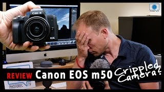 REVIEW: Canon EOS m50 - Crippled 4k?