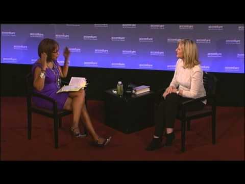 IWD Conversation: Arianna Huffington & Gayle King