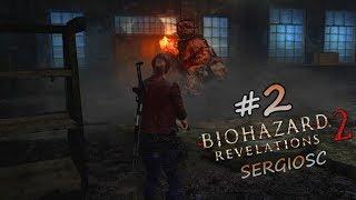 """Resident Evil Revelations 2 Episodio 2-1 """"Contemplación"""" Claire & Moira - Modo superviviente"""