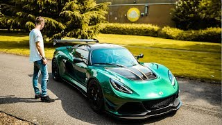 EXPERIENCE THE NEW LOTUS EXIGE 380 CUP!