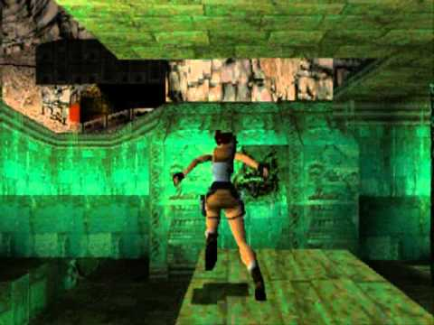 Tomb Raider II PS1 Beta (September 1997) - Floating Islands