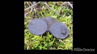 Metaldetecting finds in Latvia