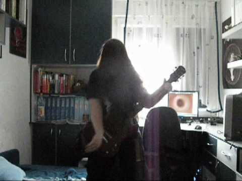 Headbanging to Ensiferum - Little Dreamer