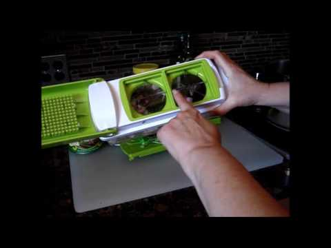 Reviews by Rosey: The Nicer Dicer