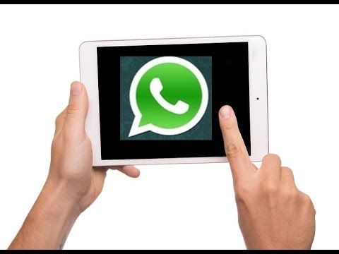 How To Use WhatsApp on Tablet Without SIM