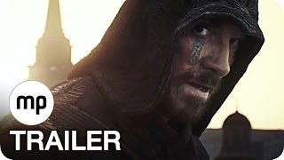 ASSASSINS CREED Trailer German Deutsch (2016)