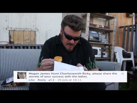 Trailer Park Boys Season 8 Behind The Scenes : Day 12 - Ricky's Ask Me Fucking Anything video