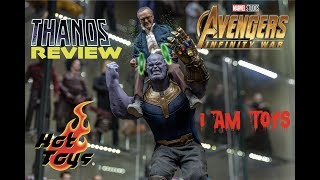 Hot Toys Infinity War Thanos Review 4K