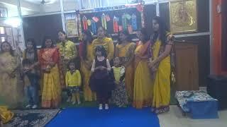 Hey Sharde Maa by NIE Indirapuram Students