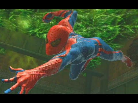 The Amazing Spider-Man (Video Game) Walkthrough - Chapter 4: The Thrill of the Hunt