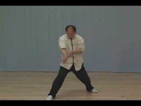 Tai Chi Pushing Hands Training Image 1