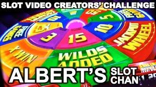 SVC Slot Video Creators' Challenge - SUPER WHEEL BLAST - Slot Machine Bonus