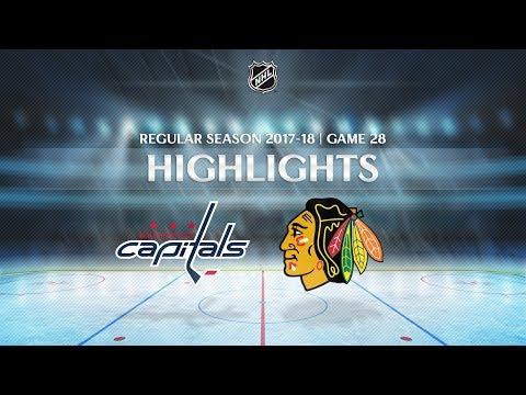 ОБЗОР МАТЧА HD ВАШИНГТОН - ЧИКАГО | CAPITALS vs. BLACKHAWKS | DECEMBER 6, 2017 | NHL REGULAR SEASON