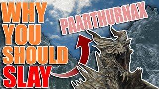 Why You Should Slay Paarthurnax   Hardest Decisions in Skyrim   Elder Scrolls Lore