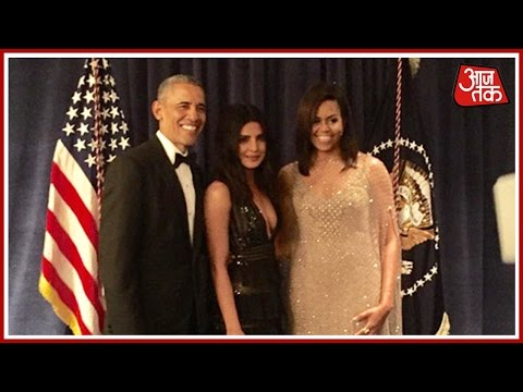 Priyanka Chopra Joins The Obamas At Star-Studded White House Dinner