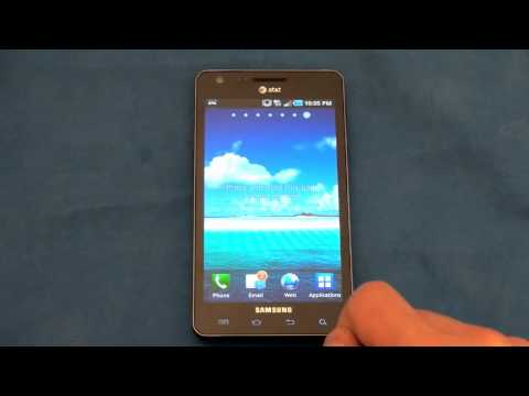 Video: Samsung Infuse 4G Review