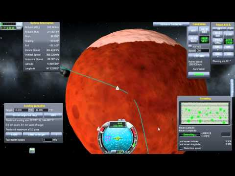 E-21- Rescue Landing - Kerbal Space Program 017