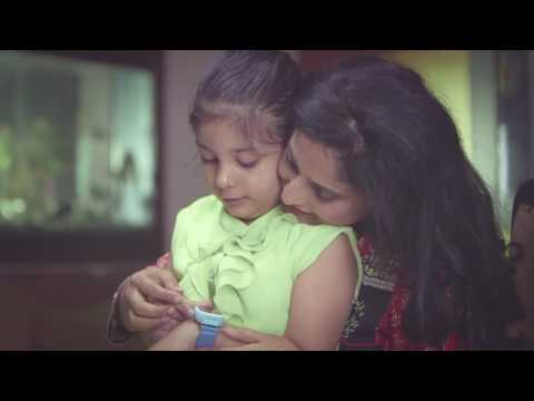 Teaser Mother with Daughter - Aye Life Smart Watch with GPS Tracker - AyeLife