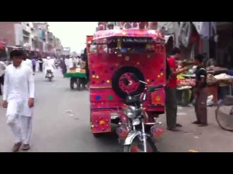 Faisalabad jhang Bazar