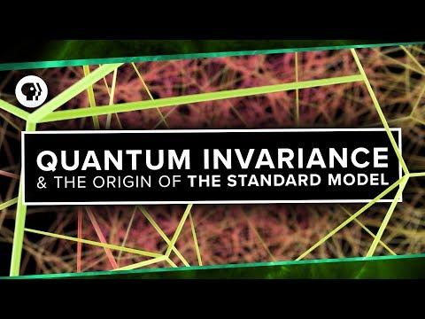Quantum Invariance & The Origin of The Standard Model
