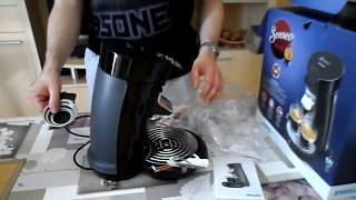 Philips HD7829/61 Machine SENSEO UNBOXING.🇫🇷☕
