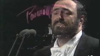 Luciano Pavarotti Video - Luciano Pavarotti - Nessun dorma - 1990 - Milano - FIFA concert