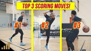 3 Basketball Scoring Moves That Will Make You UNGUARDABLE!