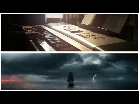 Outro - M83 (Cloud Atlas Trailer / Red Bull Commerical Music) - on piano | Long Story Short