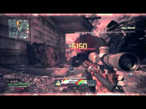 MW3 Montage Kill Feed Sniper [AMAZING!!!]