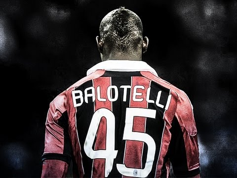 Mario Balotelli ▷ PERFECT | Skills & Goals | AC Milan 2013 || 1080pᴴᴰ
