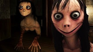 WHAT HAPPENS WHEN YOU CALL MOMO! || MOMO Creepypasta Horror Game (HOW TO KILL MOMO)