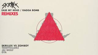Skrillex Ragga Bomb Feat Ragga Twins Skrillex Zomboy Remix
