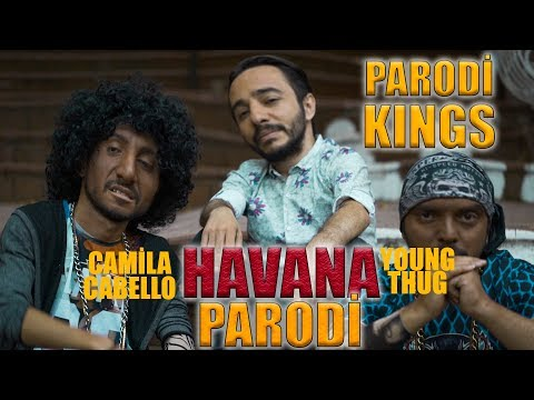 HAVANA PARODİ - TAVANA TAVANA | CAMİLA CABELLO PARODİ