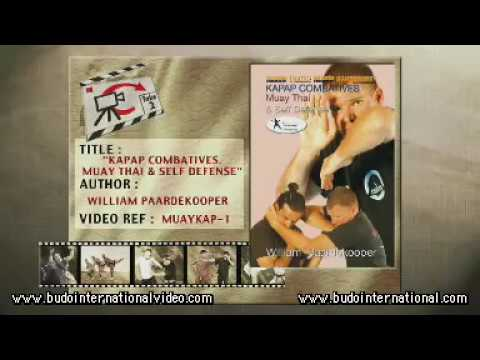 Kapap. Muay Thai Self Defense Image 1