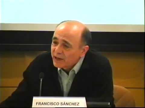 Jornada d'actualització funció pública local - Francisco Sánchez (1a part)