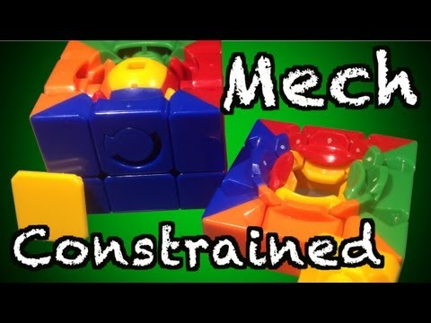 Constrained Cube Mechanism