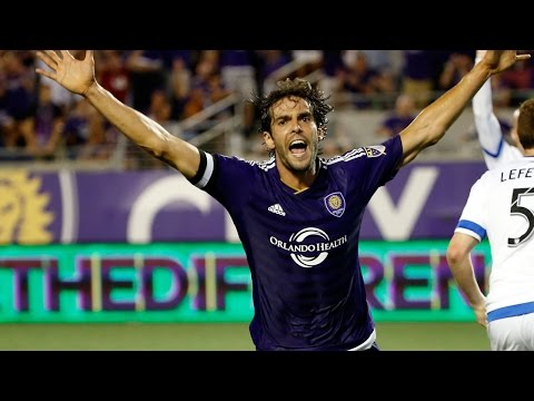 Kaka 2 Brilliant Assists vs Montreal Impact