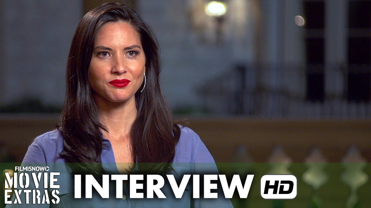 Ride Along 2 (2016) Behind the Scenes Movie Interview - Olivia Munn is 'Maya'