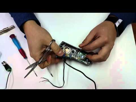 Скрытая видеокамера своими руками. Инструкция.