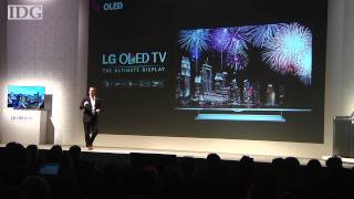 CES2013: LG Electronics debuts $12,000 OLED for U.S. market