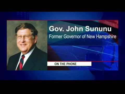 Newsmax: Former Gov. John Sununu Says Romney Was Right On Russia in 2012
