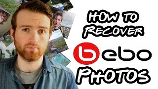 How to Recover Old Bebo Photos (and Cringe) | TheSonicScrew