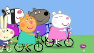 Videos Peppa pig en español ♥Animalitos♥ Capitulos completos
