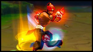 Lee Sin players who use this skin have a 100% chance of taking your LP (and your girl)